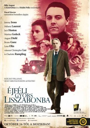Éjféli gyors Lisszabonba (Night Train to Lisbon) 2013