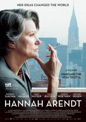 Hannah Arendt (Hannah Arendt) 2012