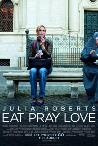 Ízek, imák, szerelmek: film poszter