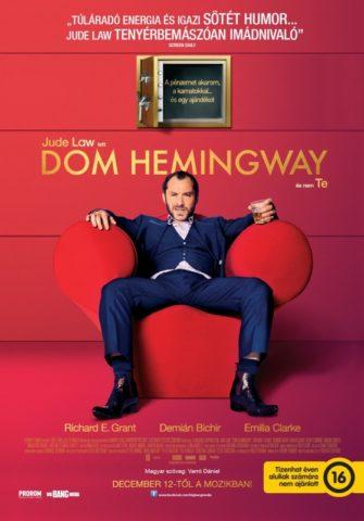 Dom Hemingway (Dom Hemingway) 2013