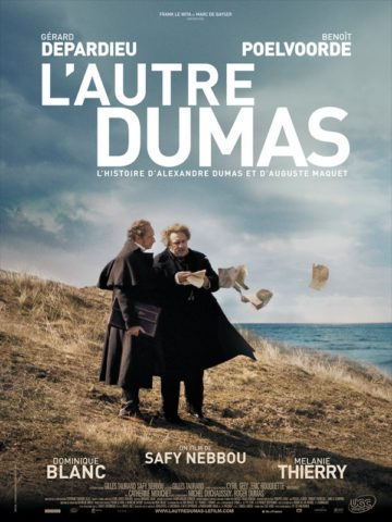 Dumas, film poszter