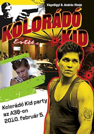 Kolorádó Kid, film poszter