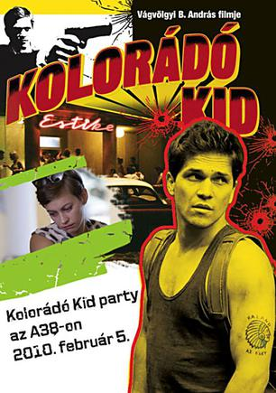 Kolorádó Kid (Colorado Kid) 2009