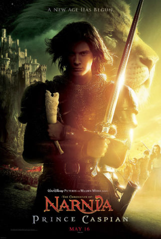 Narnia krónikái, mozi poszter
