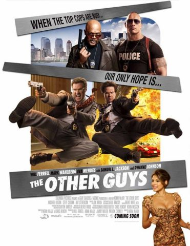 Pancser Police (The Other Guys) 2010
