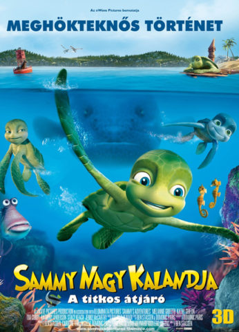 Sammy Nagy Kalandja - A titkos átjáró 3D