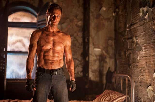 Én, Frankenstein szinkronizált előzetes és mozgó poszter