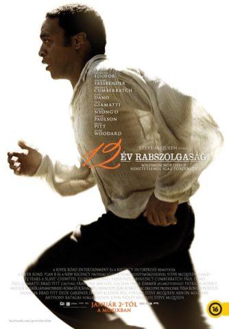 12 év rabszolgaság mozi poszter