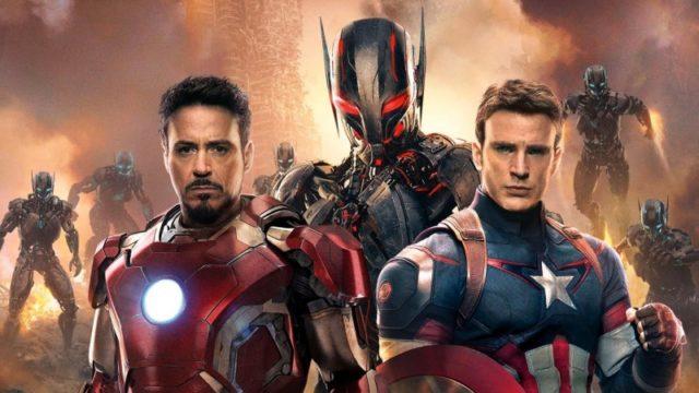 Bosszúállók: Ultron kora (The Avengers: Age of Ultron) 2015