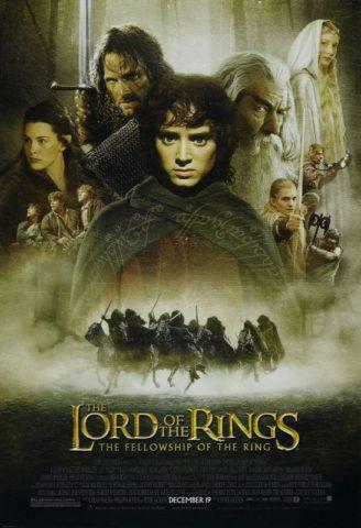 A Gyűrűk Ura – A Gyűrű Szövetsége (The Lord of the Rings) 2001
