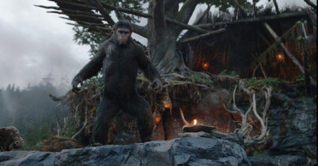 A majmok bolygója – Forradalom – új előzetes, poszter, Tv Szpot