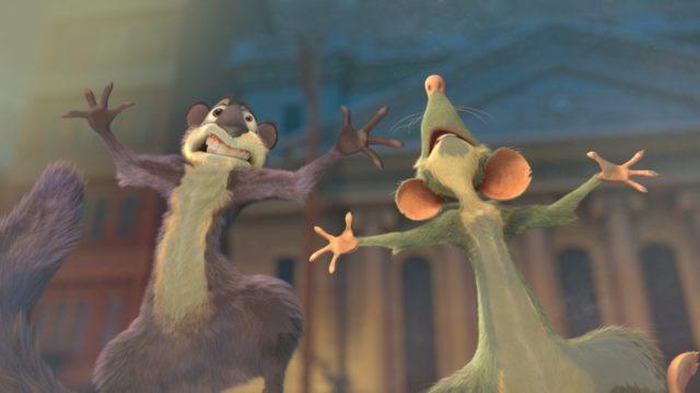 A mogyoró-meló 3D (The Nut Job) 2014
