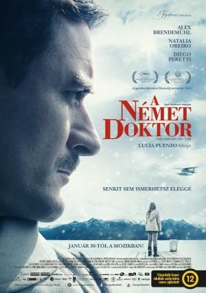 A német doktor, mozi poszter