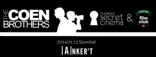 Budapest Secret Cinema bemutatja: JAMESON FILMKLUB