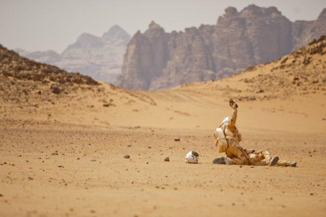 Mars – Az utolsó napok (The Last Days on Mars) 2013