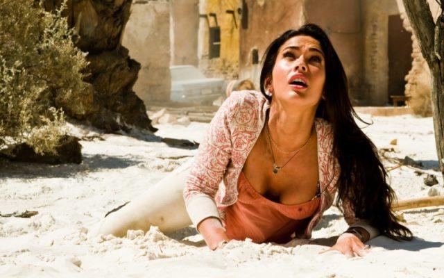Megan Foxnak sok az ellendrukkere