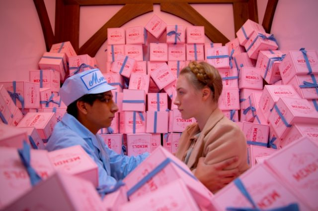 A Grand Budapest Hotel (The Grand Budapest Hotel) 2014