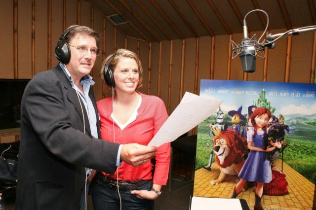 Oroszlán Szonja hangján tér vissza Dorothy