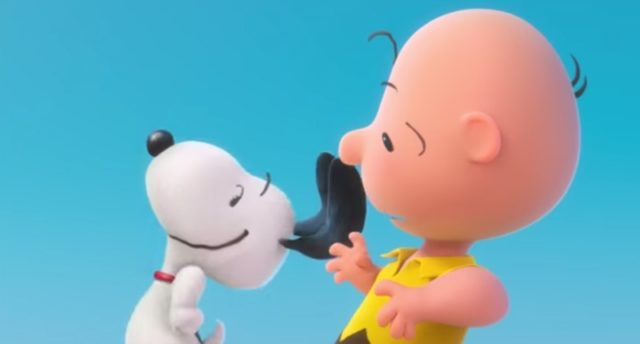 Peanuts 3D mozifilm