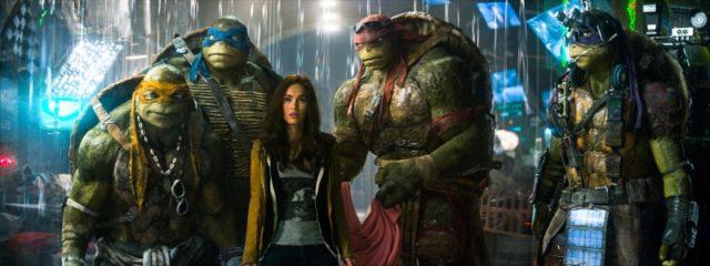 A tini nindzsa teknőcök (Teenage Mutant Ninja Turtles) 2014