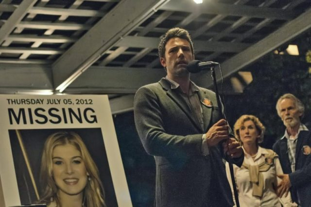 Holtodiglan (Gone Girl) 2014