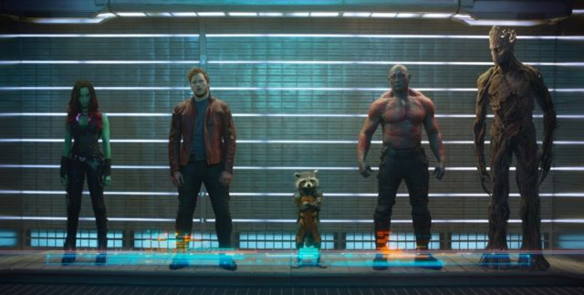 A galaxis őrzői (Guardians of the Galaxy) 2014