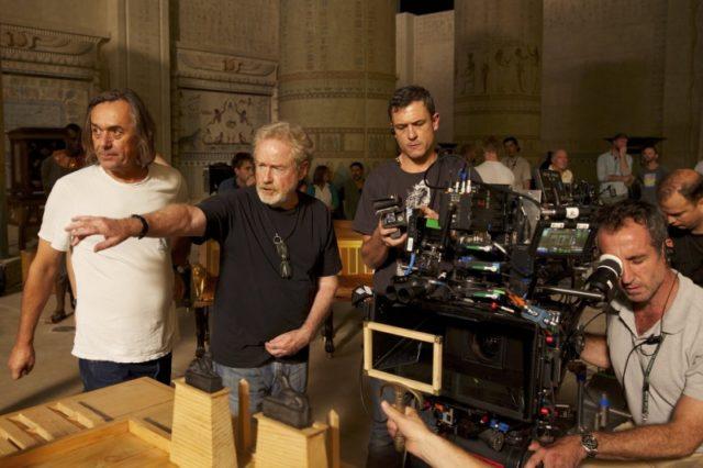 Ridley Scott az Exodus – Istenek és királyokkal múltba visz el