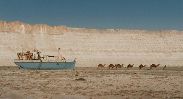 A tengerre várva (V ozhidanii morya) 2012