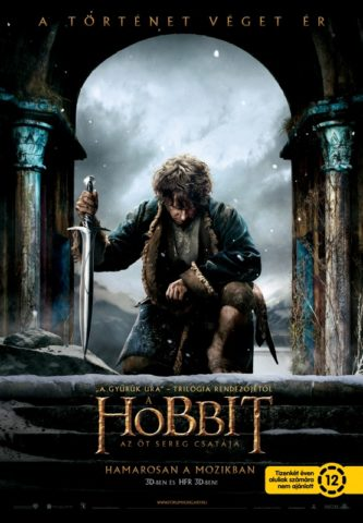 A hobbit: Az öt sereg csatája (The Hobbit: The Battle of the Five Armies) 2014