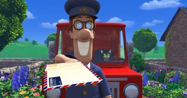 Postás Pat – A mozifilm (Postman Pat: The Movie) 2014