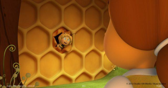 Maja, a méhecske (Maya the Bee Movie) 2014