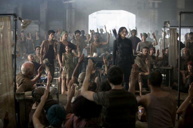 Az éhezők viadala: A kiválasztott – 1. rész (The Hunger Games: Mockingjay – Part 1) 2014