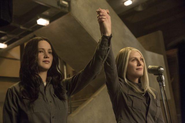 Éhezők Viadala – A Kiválasztott I. (The Hunger Games: Mockingjay – Part 1) 2014