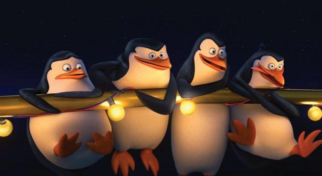 A Madagaszkár pingvinjei (The Penguins of Madagascar) 2014