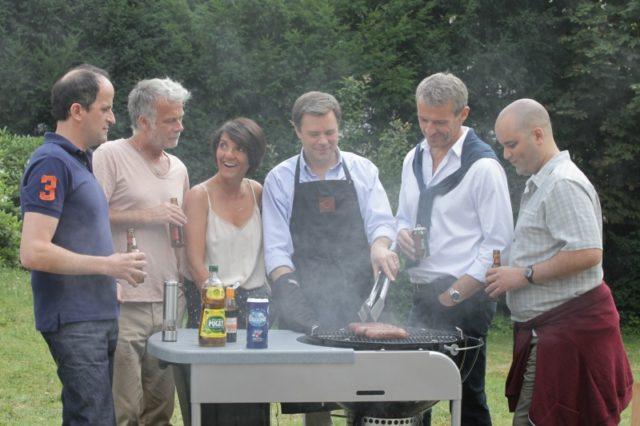 Barátok, szerelmek, barbecue (Barbecue) 2014