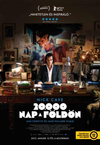 20.000 nap a Földön mozi plakát