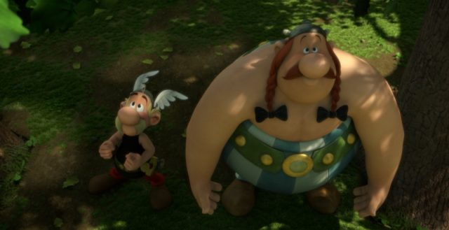 Asterix – Az istenek otthona (Astérix: Le domaine des dieux) 2014