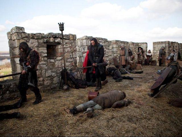 Lovagok háborúja 2. – Harc a trónért (Ironclad: Battle for Blood) 2014