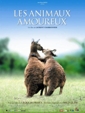 Állati szerelmek mozi poszter