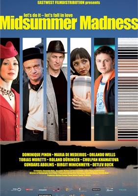 Őrült Szentivánéj mozi poszter