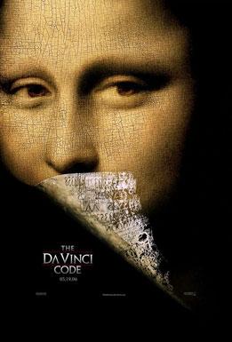 A Da-Vinci kód mozi poszter