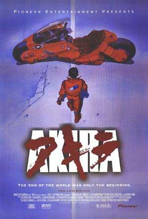 Akira mozi poszter