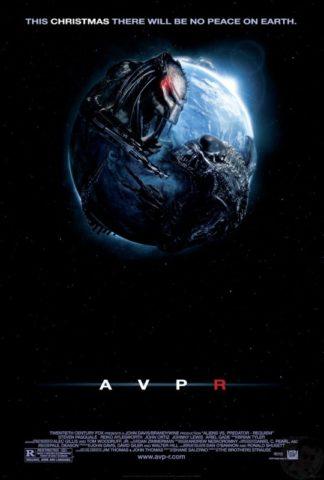 Aliens vs. Predator - A Halál a Ragadozó ellen 2. mozi poszter