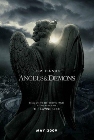Angyalok és démonok mozi poszter