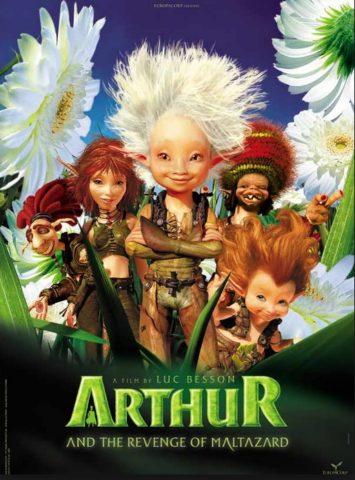 Arthur - Maltazár bosszúja mozi poszter
