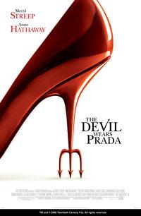 Az Ördög pradát visel mozi poszter
