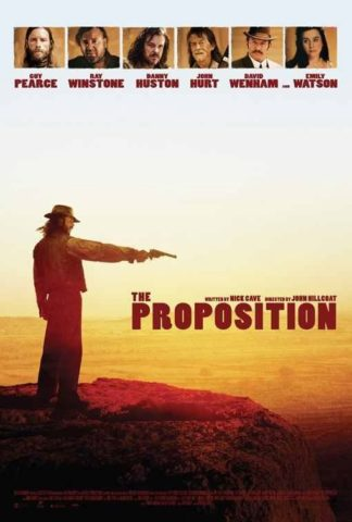 Az ajánlat mozi poszter