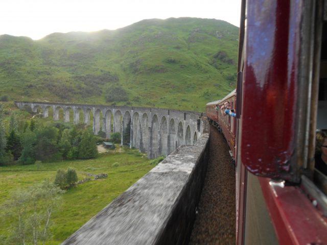 Olvasóink a Harry Potter skóciai forgatási helyszínein jártak