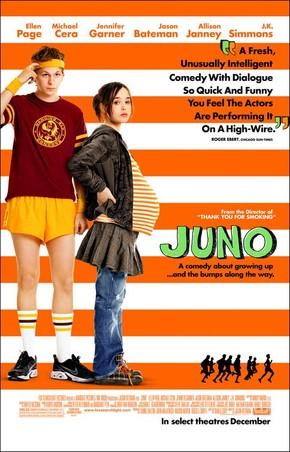 Juno mozi poszter