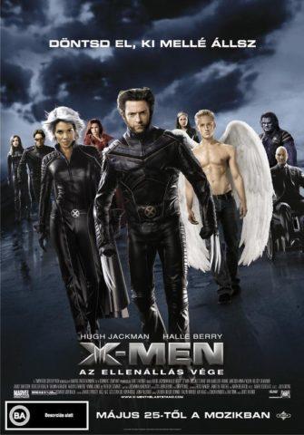 X-Men – Az ellenállás vége (X-Men: The Last Stand) 2006